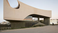 Residencia en Creta / Tense Architecture Network