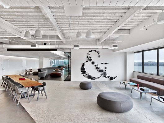 Oficina Saatchi & Saatchi Nueva York / M Moser Associates