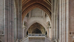 The English Cathedral by Peter Marlow