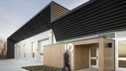 Posto de Bombeiros #5  / STGM Architectes  + CCM2 Architectes