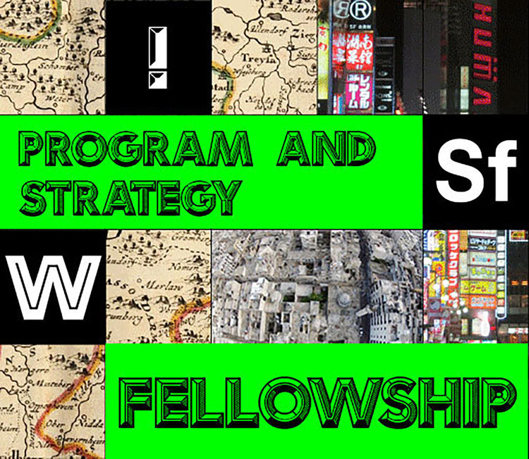 Call for Applicants: Architecture Conflicts Program and Strategy Fellow, Architecture Conflicts - Program and Strategy Fellowship. Storefront for Art and Architecture
