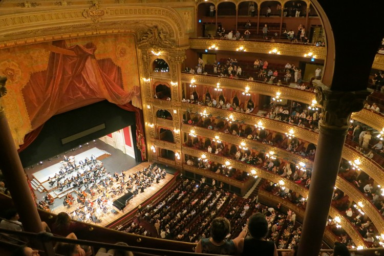 The History of One of the Best Theaters in the World: Teatro Colón in Buenos Aires, via CC0 Public Domain