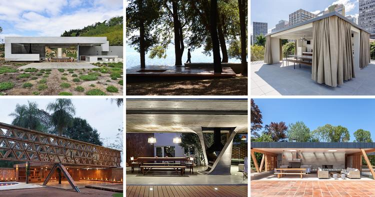 Como a arquitetura pode elevar o nível do seu churrasco?