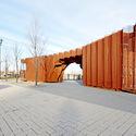Ar seleciona 9 arquitetas para o women in architecture for Garden shed qatar