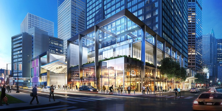 Willis Tower to Receive $500 Million Renovation, Courtesy of Blackstone and Equity Office