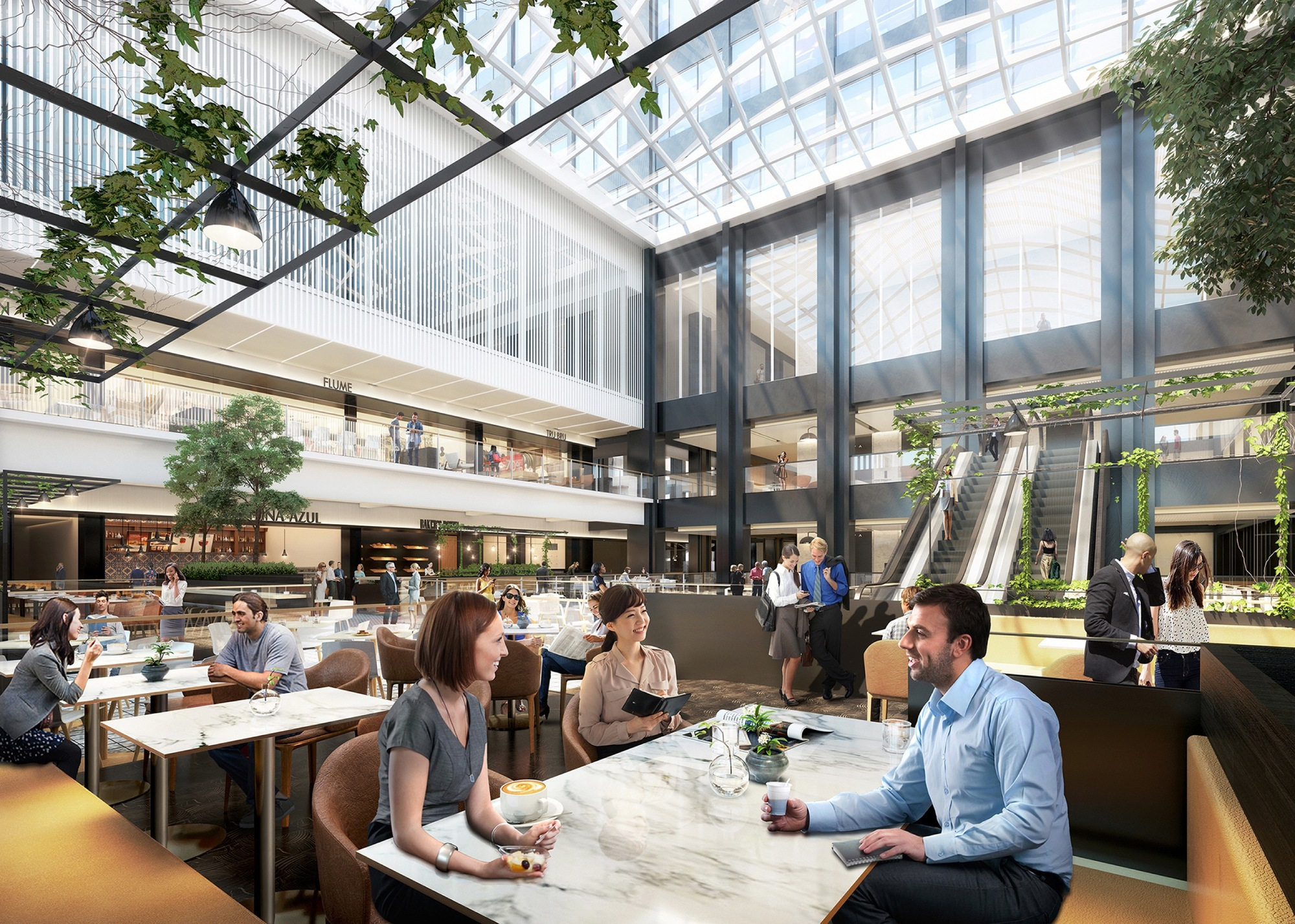 gallery of willis tower to receive 500 million renovation 4