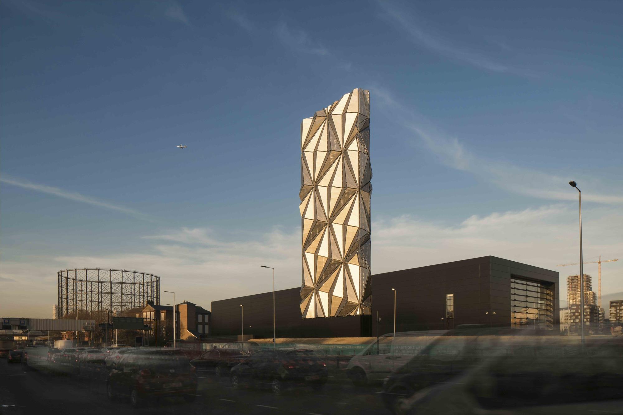Centro de Energía Baja en Carbono Península de Greenwich / C.F. Møller Architects