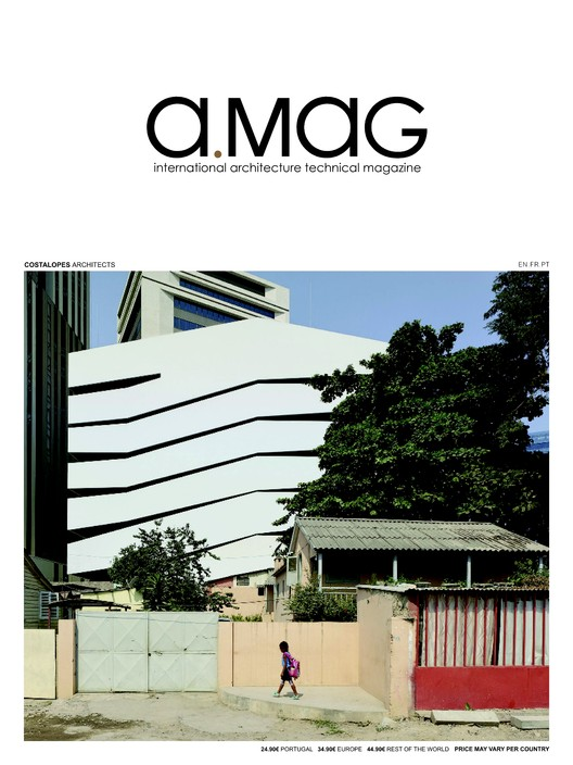 Nova edição da AMAG: AMAG 10 | COSTALOPES architects, AMAG 10