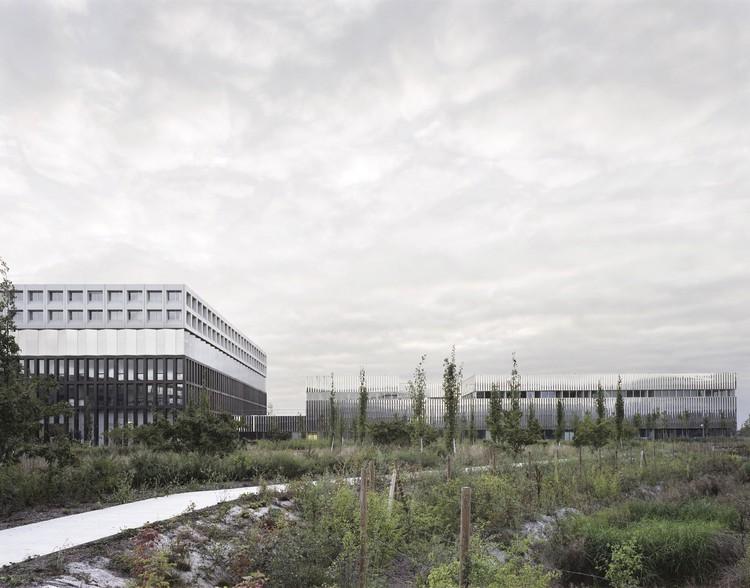 EDF Campus  / ecdm, © Jeremy Bernier
