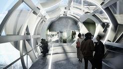 Preliminary Research Office propõe passarela para observação de drones em Shenzhen