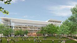 Así se construirán paso a paso los nuevos estadios de Roland Garros