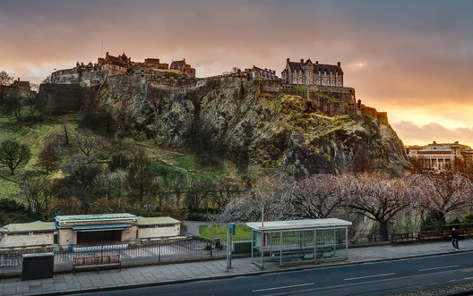 Ross Pavilion International Design Competition Launches for Emblematic Edinburgh Site
