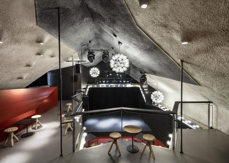 Parterre One / Focketyn Del Rio Studio, © Adrià Goula