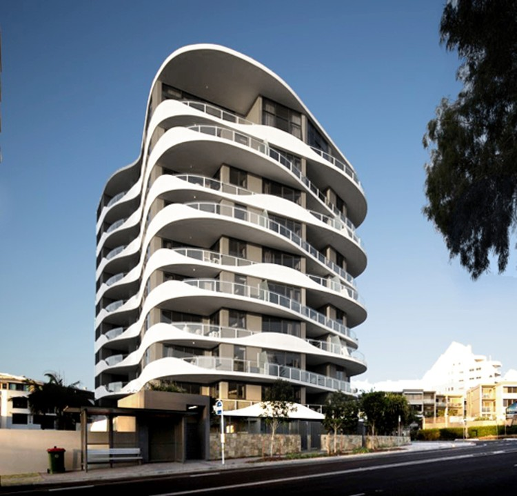 Breeze Mooloolaba / Tony Owen Partners, © Peter Sexty