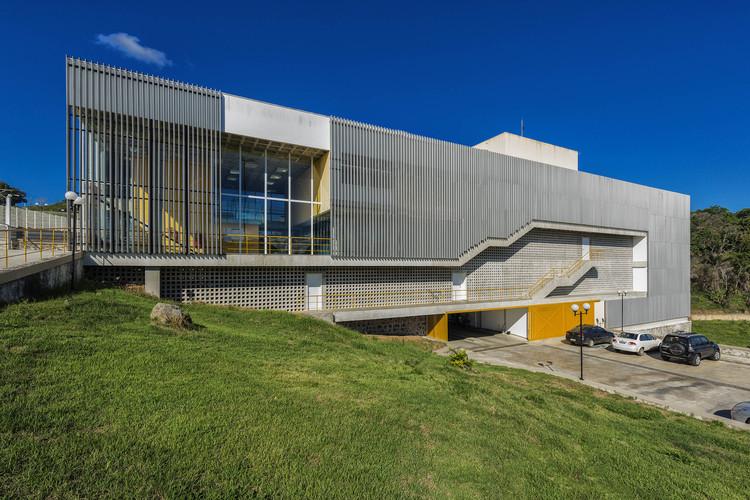 Novo Fórum Itabuna / Dendê Arquitetura, © Manuel Sá