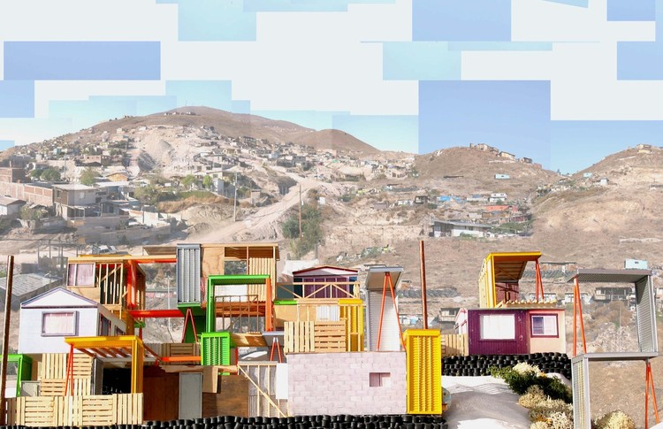 Teddy Cruz y Fonna Forman: 'Con nuestras intervenciones estamos tratando borrar la frontera', Cortesía de Teddy Cruz + Fonna Forman. Cortesía de Curry Stone Design Prize