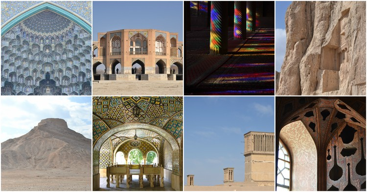 The Top 10 Historical Architecture Sites to Visit in Iran | ArchDaily