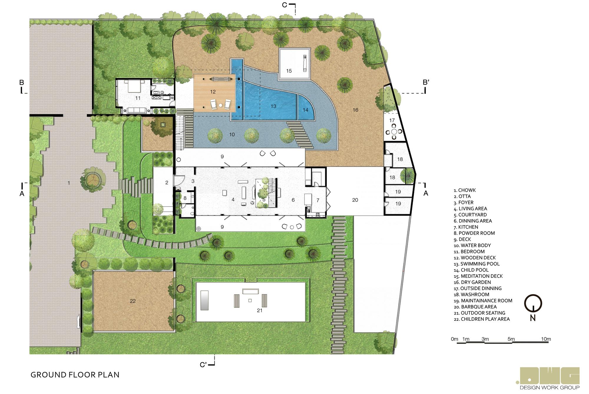 Childcare Floor Plans Gallery Of Vanvaaso Design Work Group 23