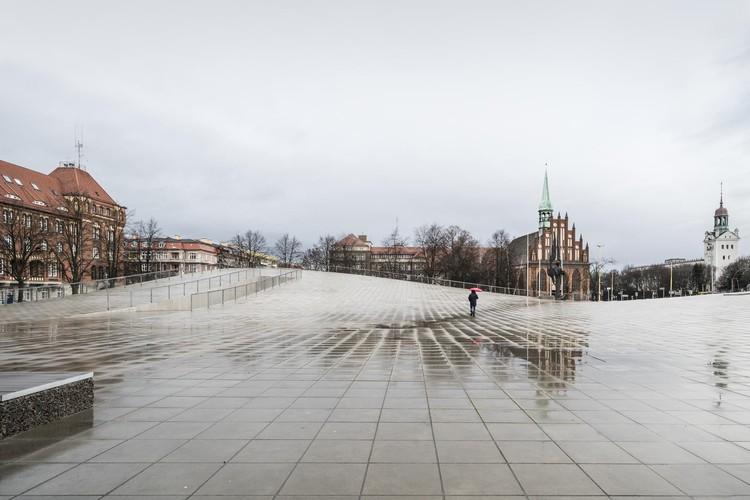 Museo Nacional en Szczecin Centro de Diálogo Przelomy / KWK Promes, © Juliusz Sokołowski