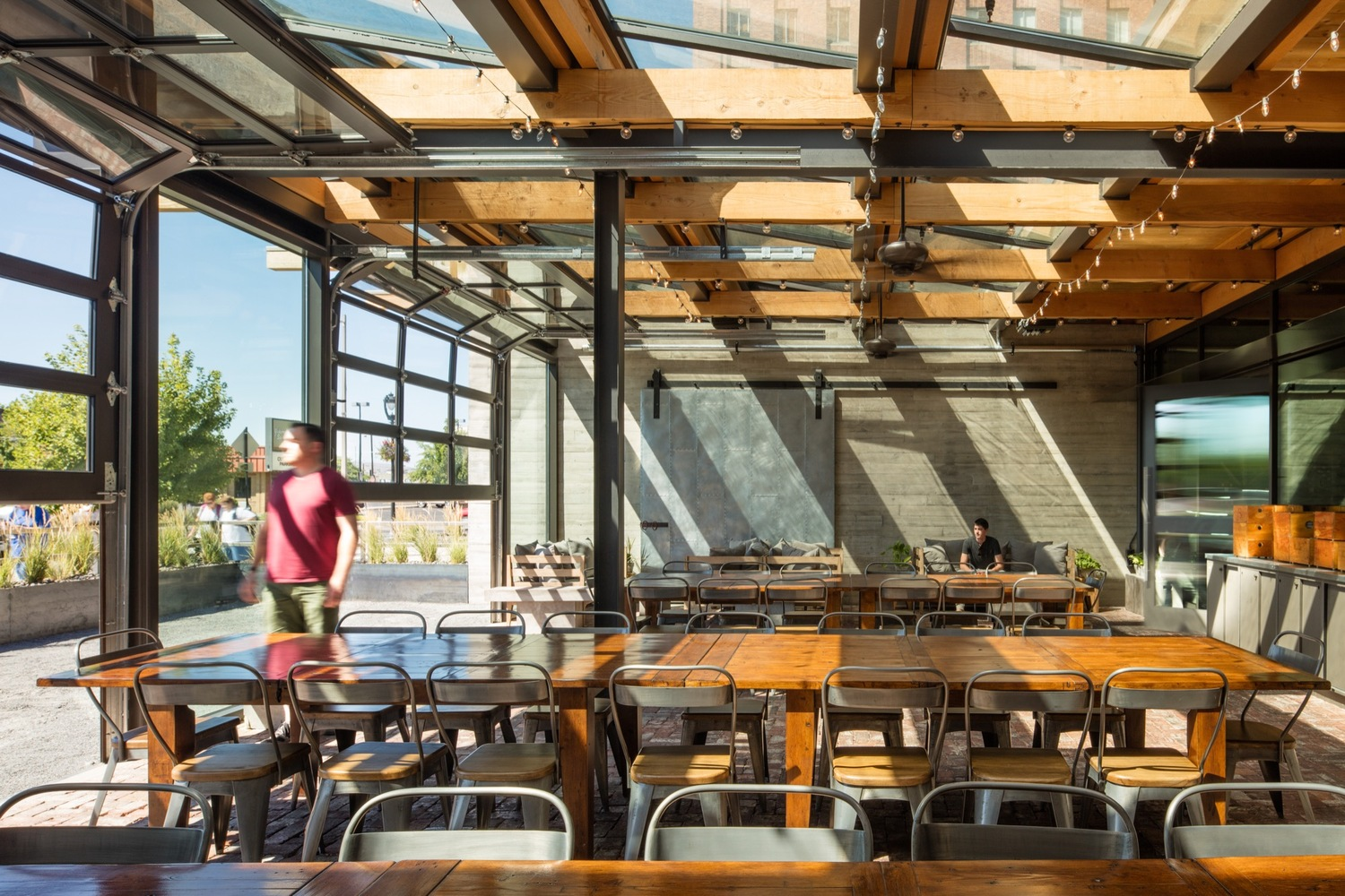 Gallery of Cowiche Canyon Kitchen and Icehouse Bar / Graham Baba ...