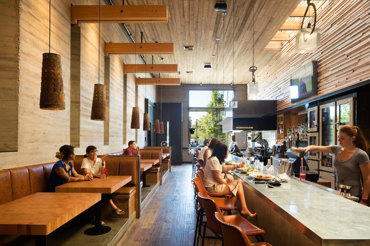 Cowiche Canyon Kitchen and Icehouse Bar / Graham Baba Architects ...