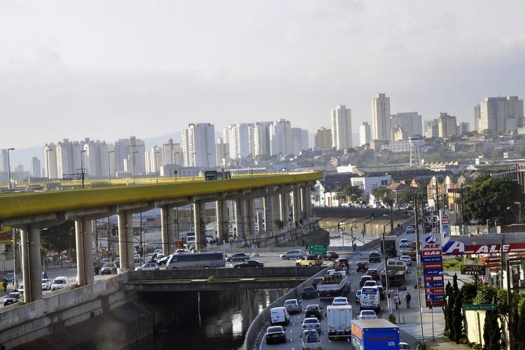 A estratégia inicial do Brasil na área de transportes para colocar em prática o Acordo de Paris, © Mariana Gil/WRI Brasil Cidades Sustentáveis