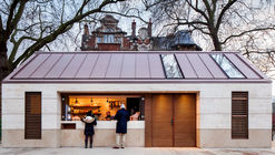 Brook Green Pavilion / De Rosee Sa Architects