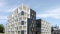 Les Patios Erdre Porterie  / Jacques Boucheton Architectes