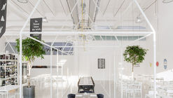 The [B] Zone | 1882 Concept Store / [A+M]2 Architects