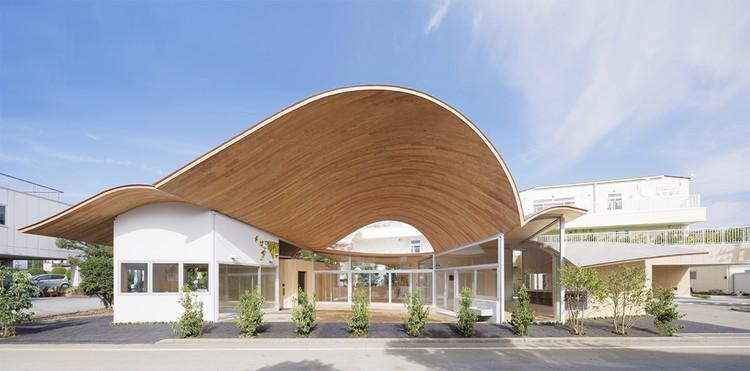 Toranoko Nursery / Takashige Yamashita Office, ©  Kenichi Suzuki