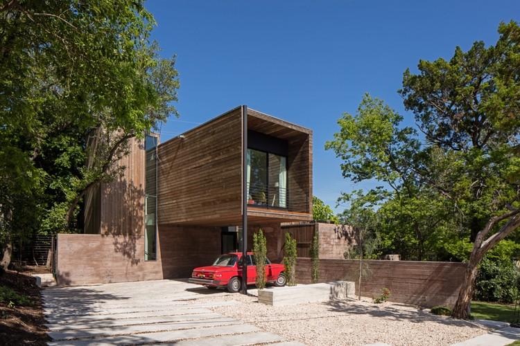 Casa Tetra / Bercy Chen Studio, ©  Paul Bardagjy