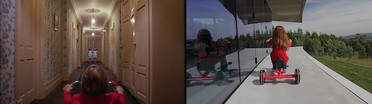 "This Video of Spaceworkers' Casa Cabo de Vila Was Inspired by ""The Shining"", © Building Pictures"