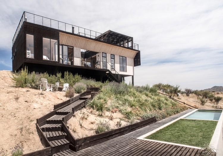 The Folding House  / B+V Arquitectos, ©  Rodolfo Lagos Berardi