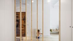 Reforma interior piso LB  / Alventosa Morell Arquitectes