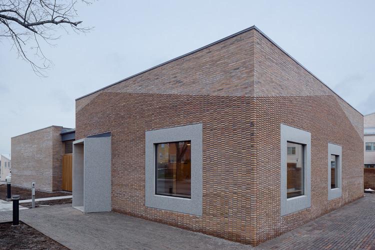 Norrtälje Mortuary / LINK arkitektur, © Lindman Photography