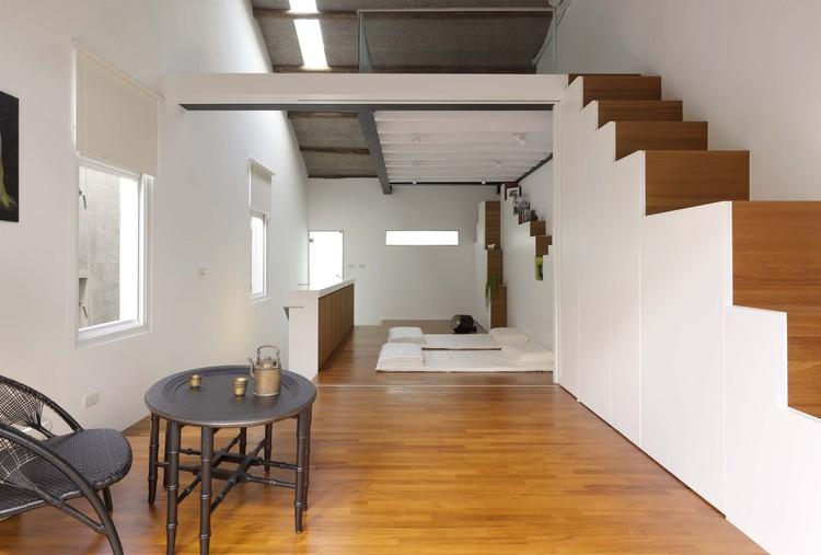 A Eulogy to the Sunlight / YU YA CHING Interior Design, Courtesy of YU YA CHING Interior Design