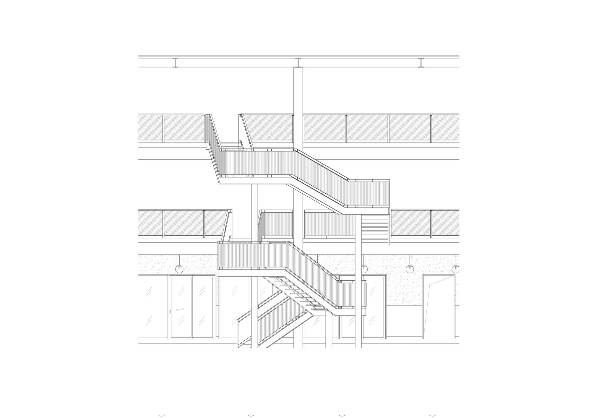 Gallery of WeWork Weihai Lu / Linehouse - 17
