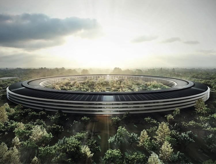 Campus 2 da Apple estabelece um novo padrão de detalhamento construtivo, © Foster + Partners, ARUP, Kier + Wright, Apple