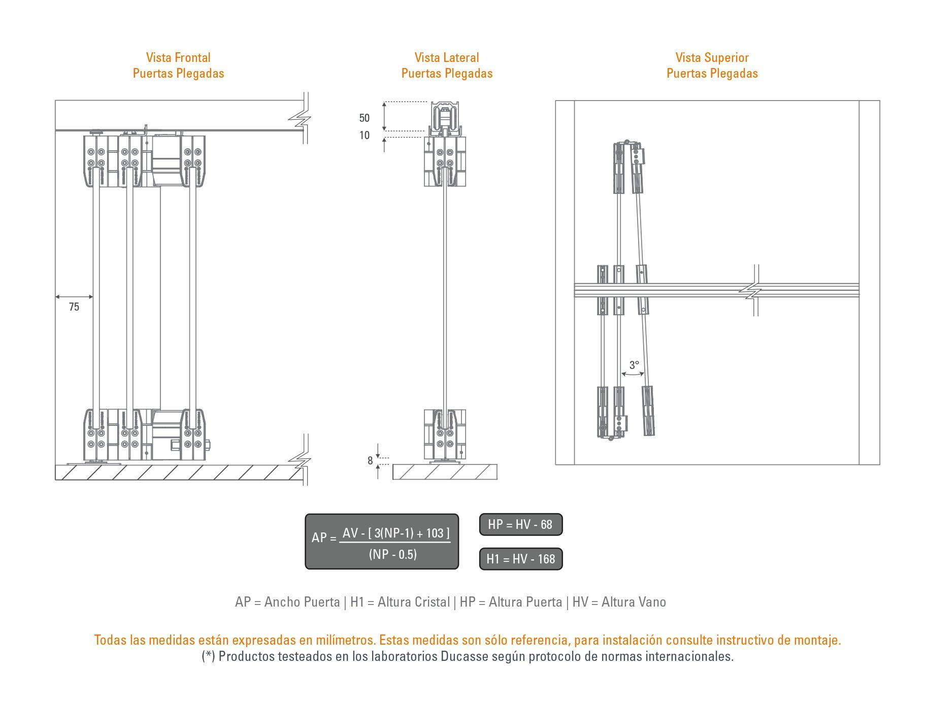 Galería De Aprende A Instalar Sistemas De Corredera Para Puertas