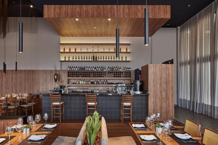 Restaurante Honra  / grupo pr - arquitetura e design, © Bulla Jr.