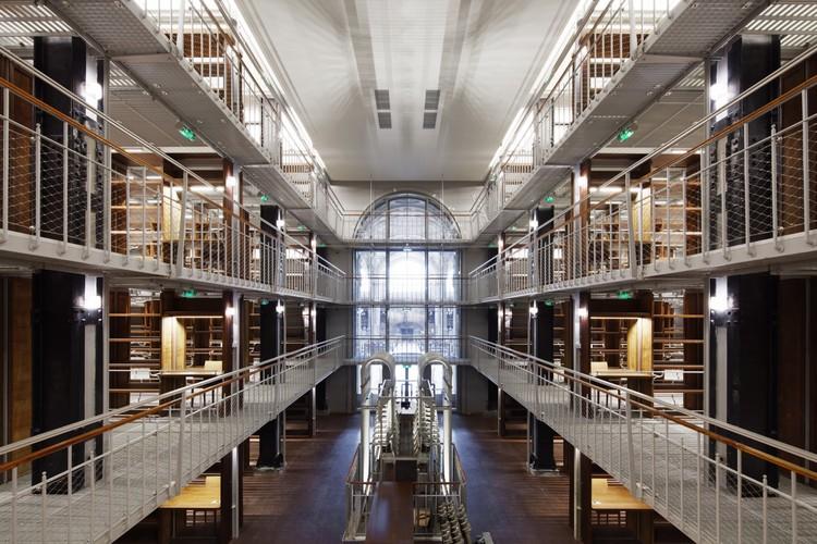 Restauro da Biblioteca Nacional da França  / Atelier Bruno Gaudin + Virginie Bréga, © Takuji Shimmura