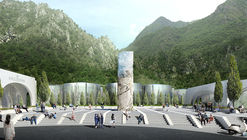BIG Selected to Design San Pellegrino Factory and Headquarters in Northern Italy