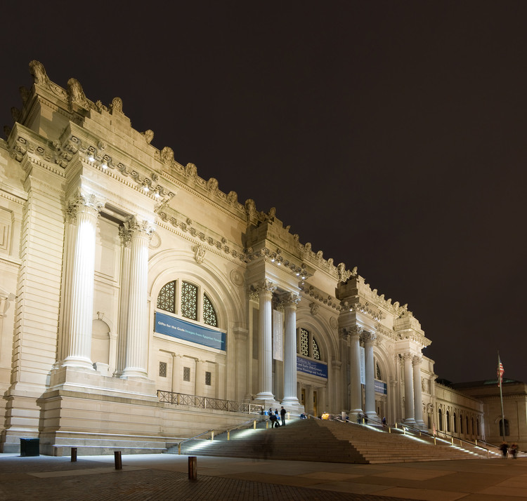 New York's Metropolitan Museum of Art Releases 375,000 Images for Unrestricted Use, © Wikimedia CC user Fcb981. Licensed under CC BY-SA 3.0