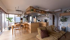 Nionohama Apartment House Renovation / ALTS Design Office
