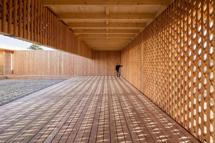 Participatory Student Building Project Spinelli Mannheim  / Atelier U20, © Yannick Wegner