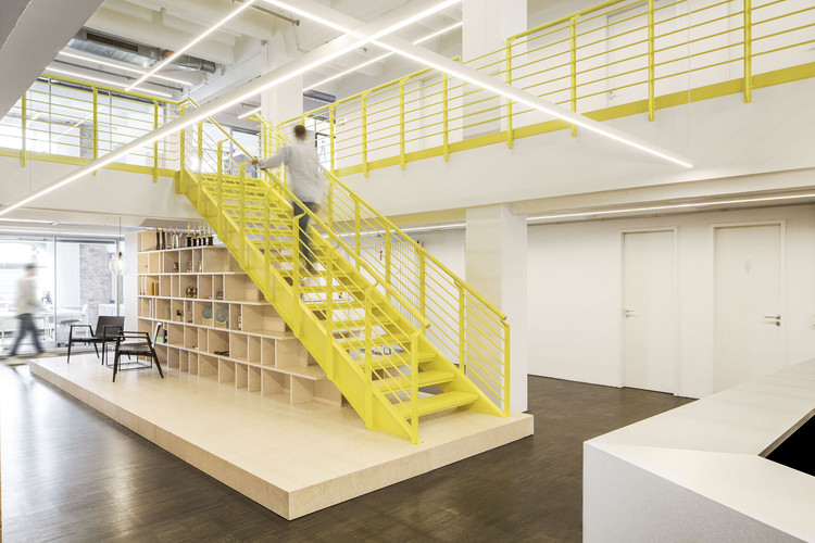 Razorfish / Bruzkus Batek Architects, © Jens Bösenberg