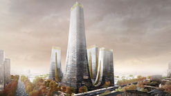 Tonkin Liu Reveals the Cradle Towers of Zhengzhou