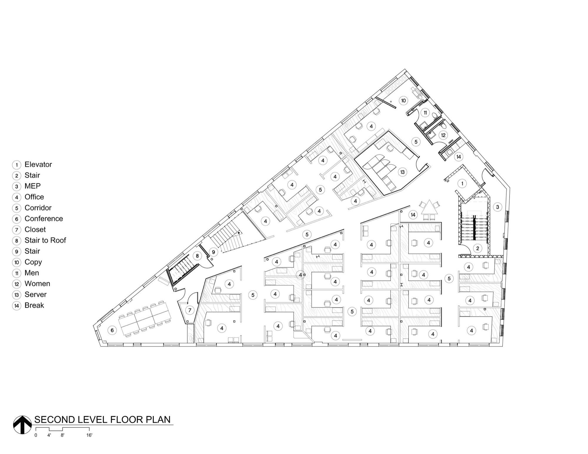 7 Floor Building >> Gallery of PLICO at the Flatiron / Elliott + Associates ...