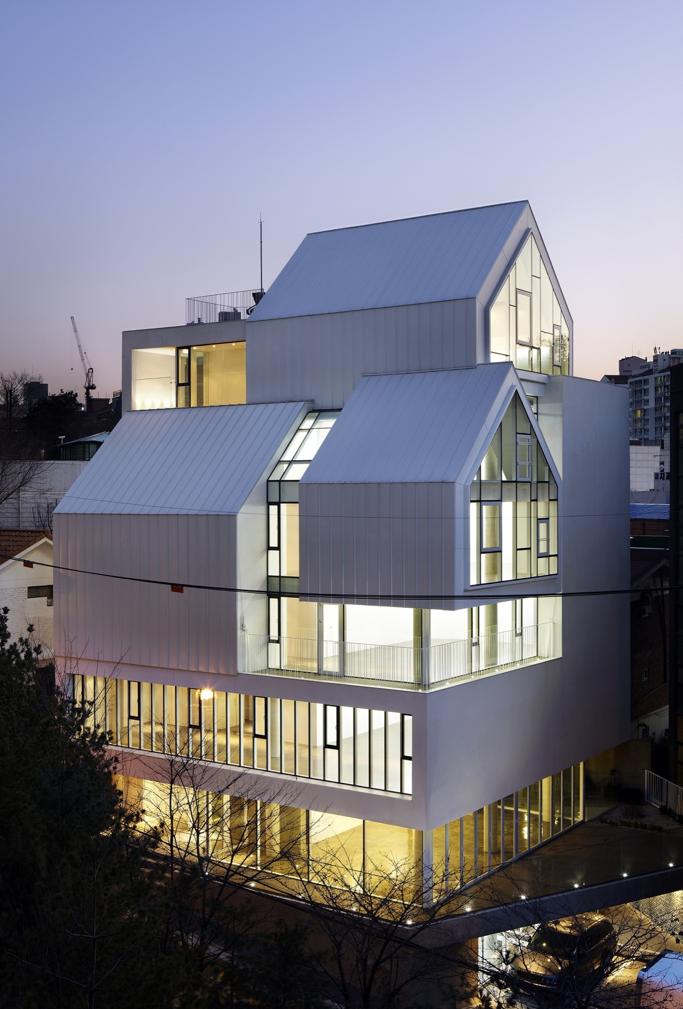 G 1 House Design: Gallery Of The March Rabbit / L'EAU Design