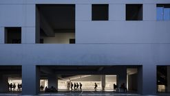 Campus UAH / Truong An architecture + UAH Department of Architecture